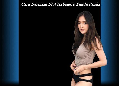 Cara Bermain Slot Habanero Panda Panda